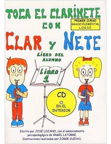 TOCA EL EL CLARINETE CON...