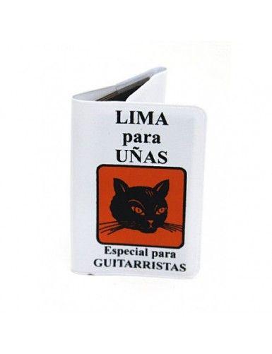 LIMA UÑAS GATO NEGRO