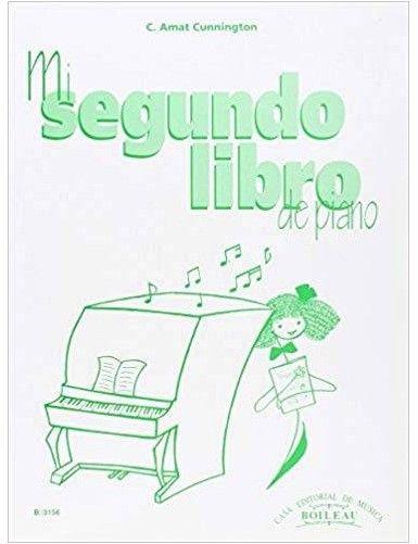 MI SEGUNDO LIBRO DE PIANO -...