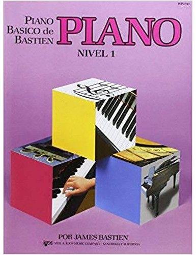 PIANO BASICO  NIVEL 1 -...