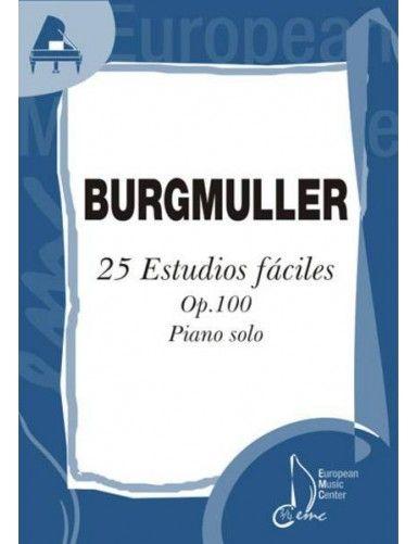 25 ESTUDIOS FACILES PIANO...