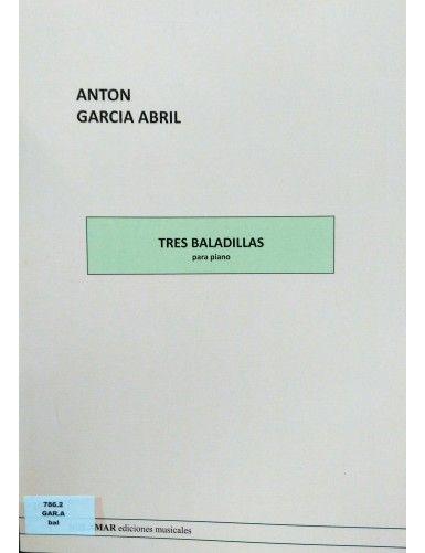 TRES BALADILLAS - GARCIA ABRIL
