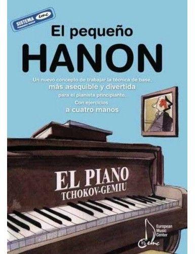 EL PEQUEÑO HANON PIANO -...