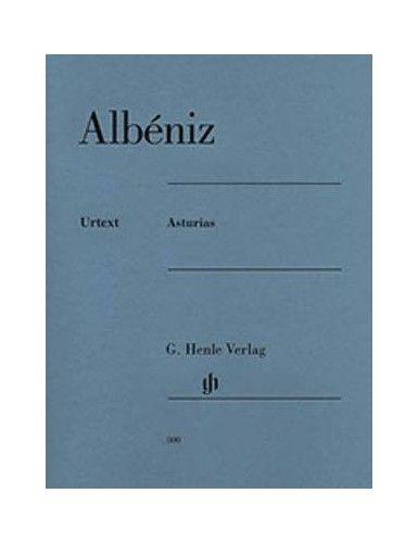 ASTURIAS PIANO - ALBENIZ