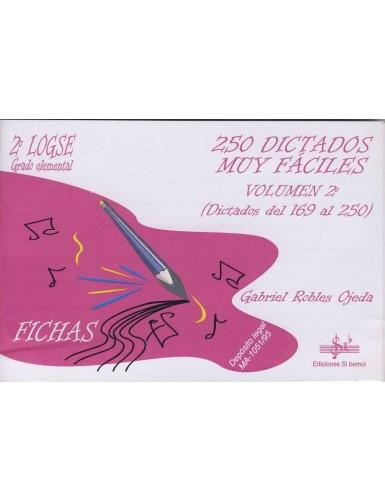 250 DICTADOS MUY FACILES...