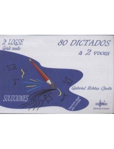 80 DICTADOS (A 2 VOCES) 2º...