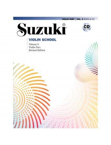 METODO VIOLIN SUZUKI VOL 6...