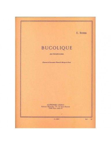 BUCOLIQUE PARA CLARINETE Y...