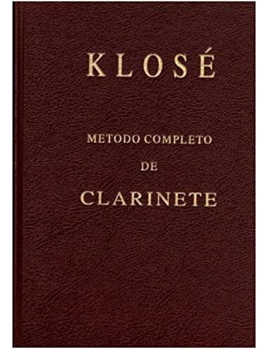 METODO COMPLETO CLARINETE -...