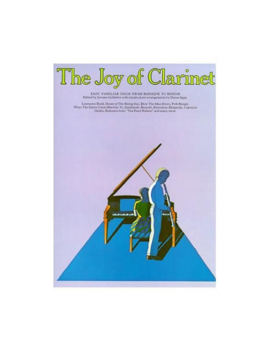 THE JOY OF CLARINETE -...