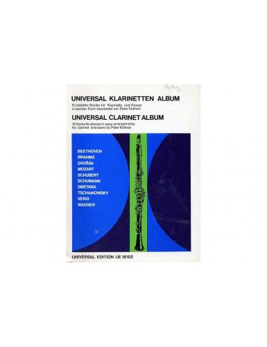 UNIVERSAL CLARINET ALBUM...
