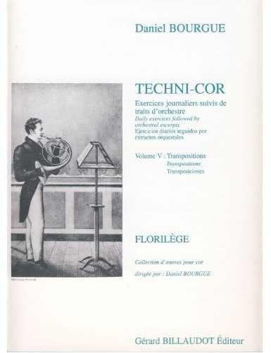 TECHNI COR VOL.5 TROMPA -...