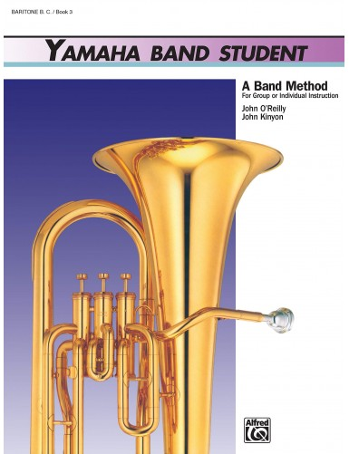 YAMAHA BAND STUDENT VOL.2...