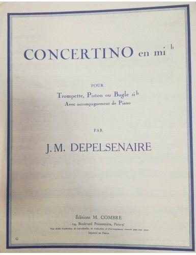 CONCERTINO MIb TROMPETA Y...
