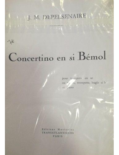 CONCERTINO SIb TROMPETA Y...