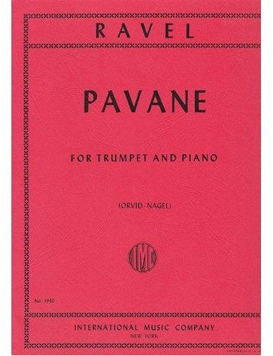 PAVANE TROMPETA Y PIANO...