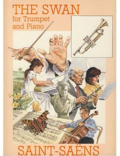 THE SWAN TROMPETA Y PIANO...