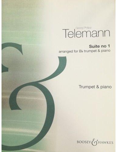 SUITE Nº 1 TROMPETA Y PIANO...