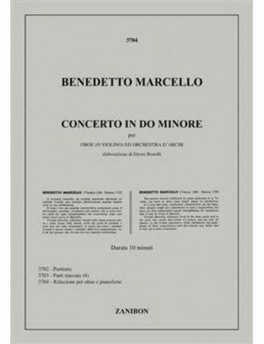 CONCIERTO DO MENOR OBOE Y...