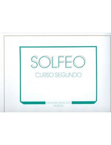SOLFEO VOL.2 - SOCIEDAD...