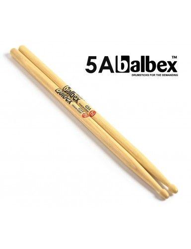 BAQUETAS BATERIA BALBEX G5A...