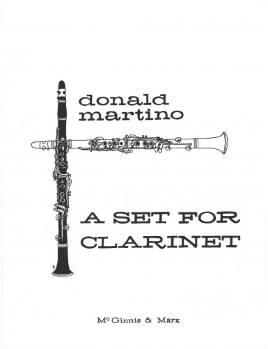 A SET FOR CLARINET -...