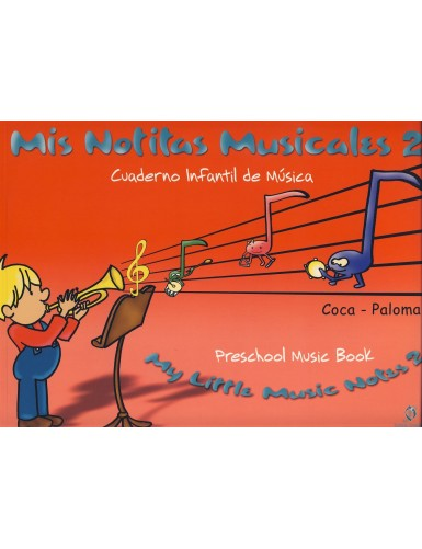 MIS NOTITAS MUSICALES VOL.2...