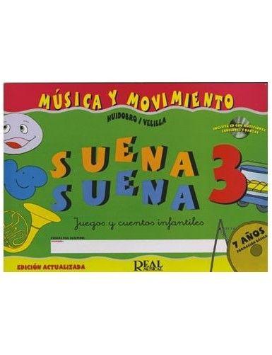 SUENA SUENA VOL.3 (7 AÑOS)...