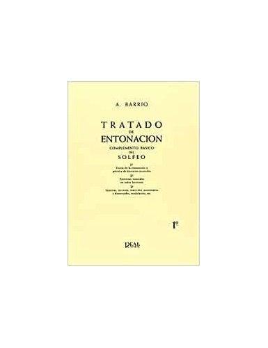 TRATADO DE ENTONACION VOL.1...