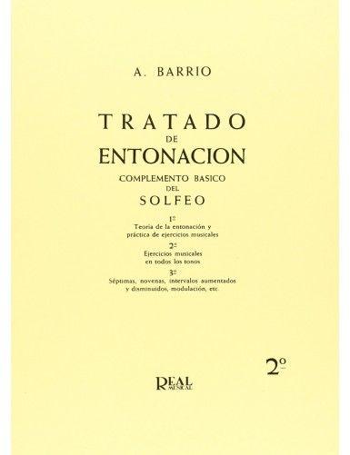 TRATADO DE ENTONACION VOL.2...