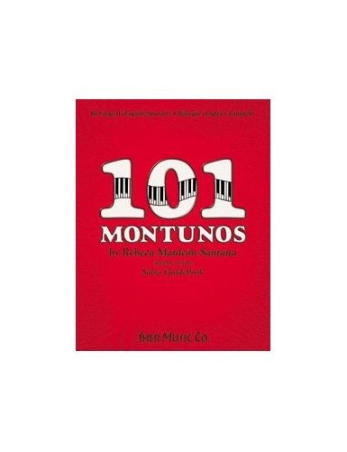 101 MONTUNOS CON 2 CDS -...