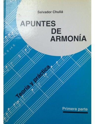 APUNTES DE ARMONIA VOL.1 -...