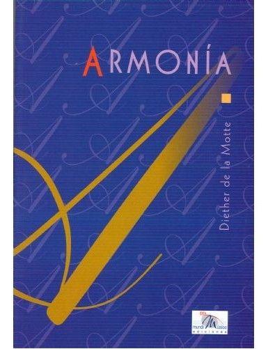 ARMONIA - MOTTE - ED. IDEA...