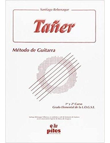 METODO GUITARRA - TAÑER -...