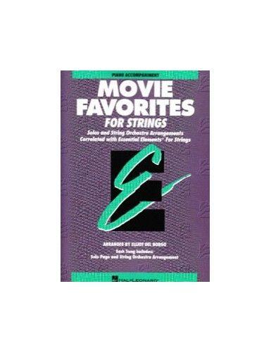 MOVIE FAVORITES FOR STRINGS...