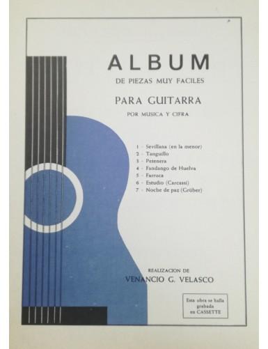 ALBUM PIEZAS MUY FACILES...