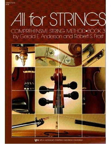 ALL FOR STRINGS VOL.3...