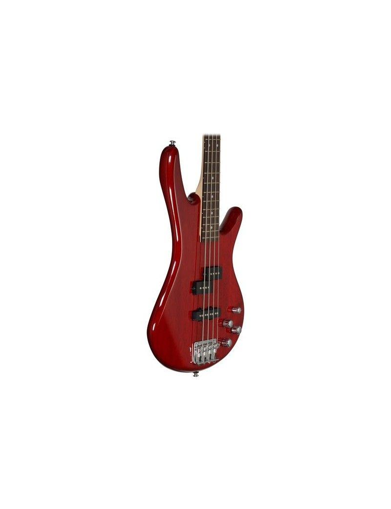 50s Precision Bass Lacquer, Diapason Arce , Color Negro