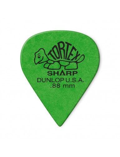 PÚA DUNLOP TORTEX SHARP 0.88MM