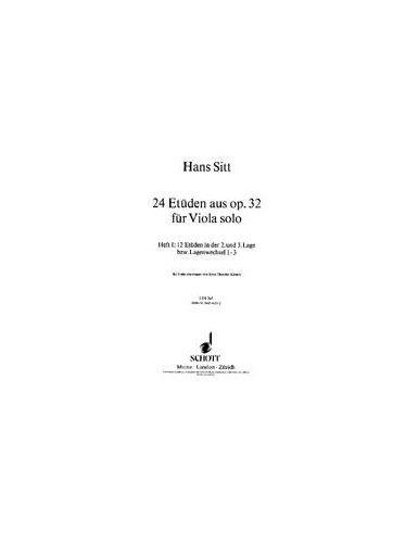 24 ESTUDIOS OP.32 VOL.1...