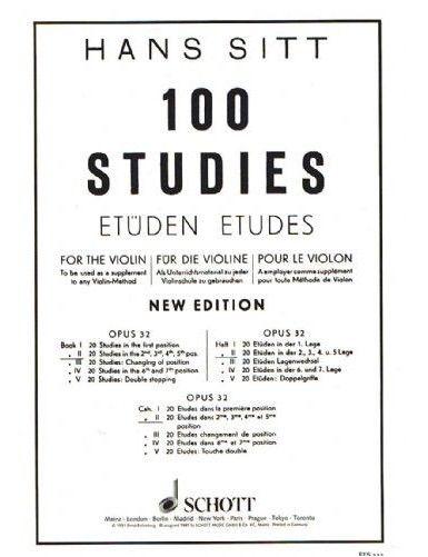 100 ESTUDIOS OP.32 VOL.2...