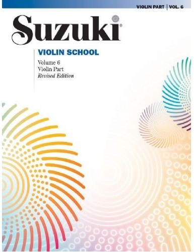 METODO SUZUKI VIOLIN VOL.6...