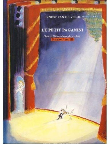 LE PETIT PAGANINI VOL.3...