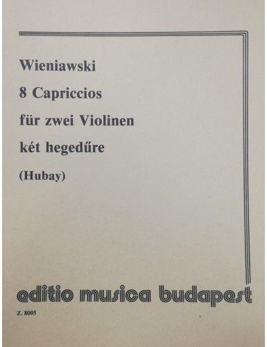 8 CAPRICHOS VIOLIN (REV....
