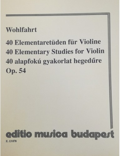 40 ESTUDIOS ELEMENTALES...