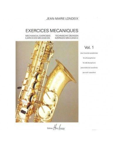 EJERCICIOS MECANICOS VOL.1...