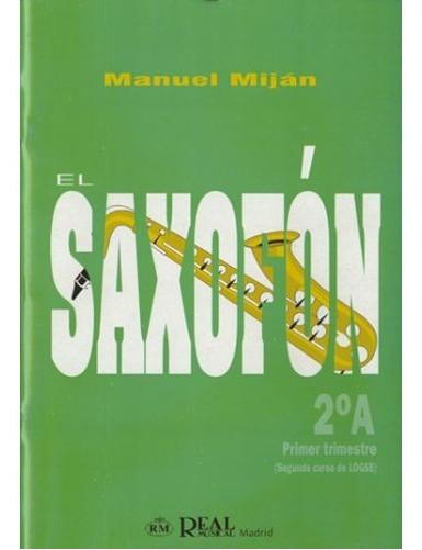 EL SAXOFON 2º A - MIJAN -...