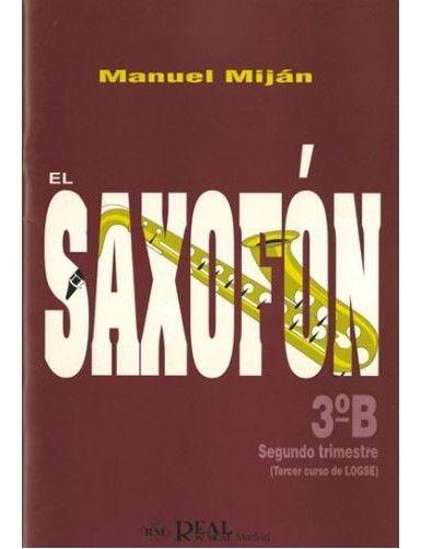 EL SAXOFON 3º B - MIJAN -...