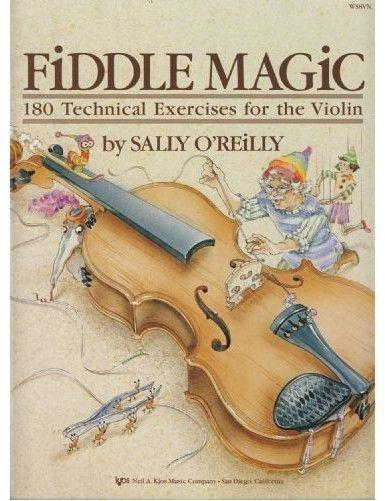 FIDDLE MAGIC 180 TECHINICAL...