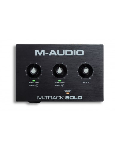 INTERFACE AUDIO M-AUDIO...
